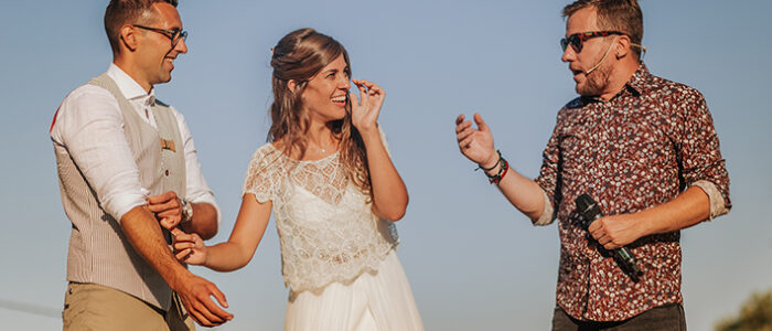 Casarse con humor Jordi Merca