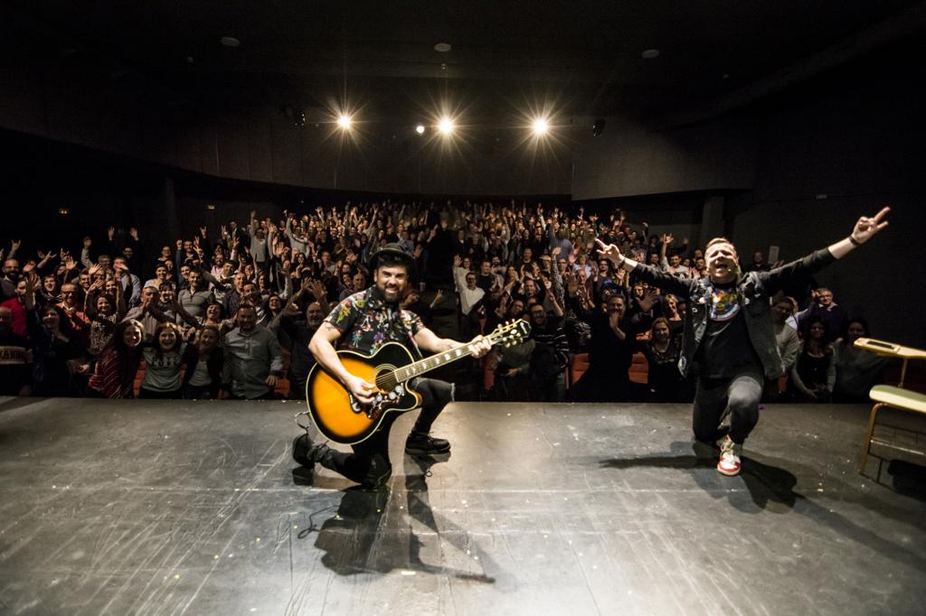 Show humor y música Jordi Merca EGB
