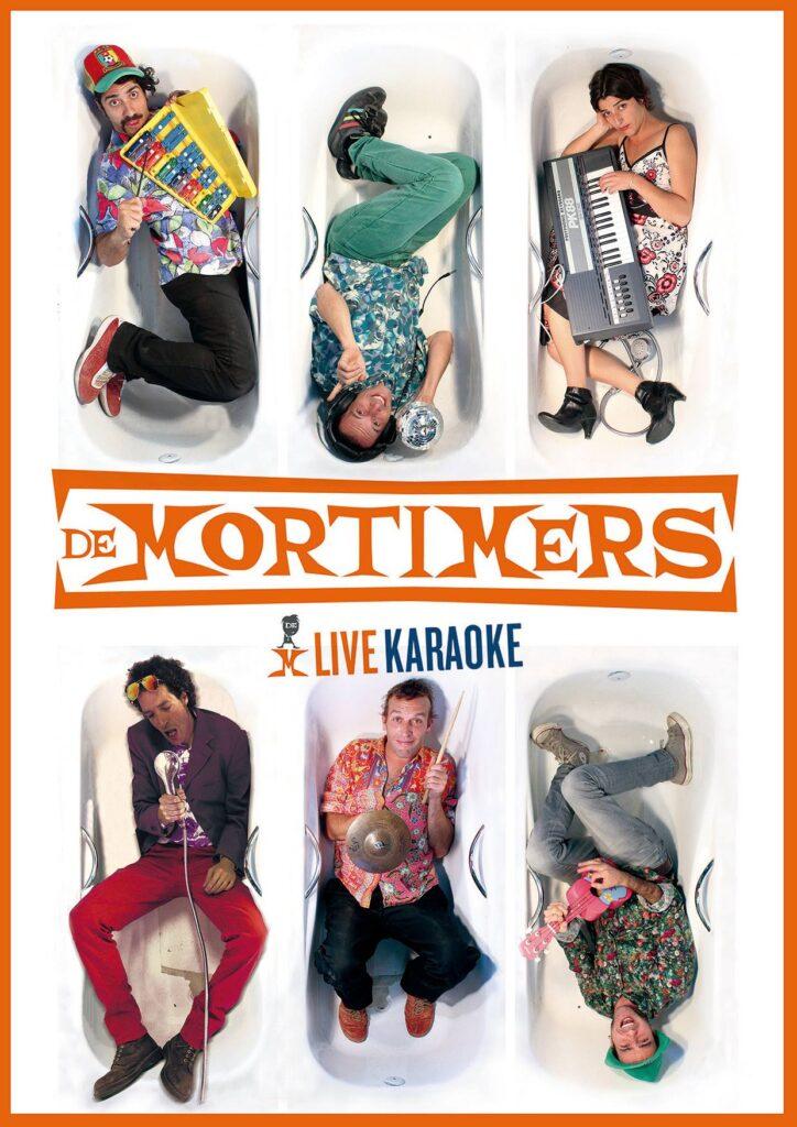 DE Mortimers live karoke show