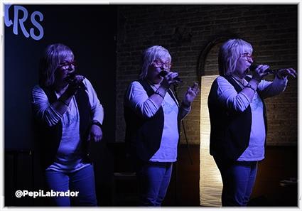 Pepi Labrador humorista monologo Badalona