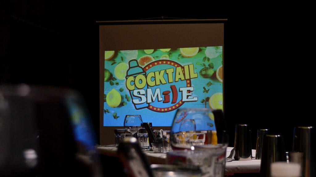 Cocktail Smile evento empresas