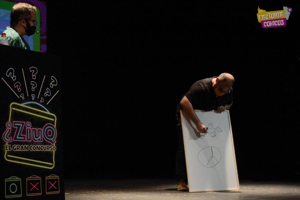 Segunda semana de ZIUq en Teatre Almeria