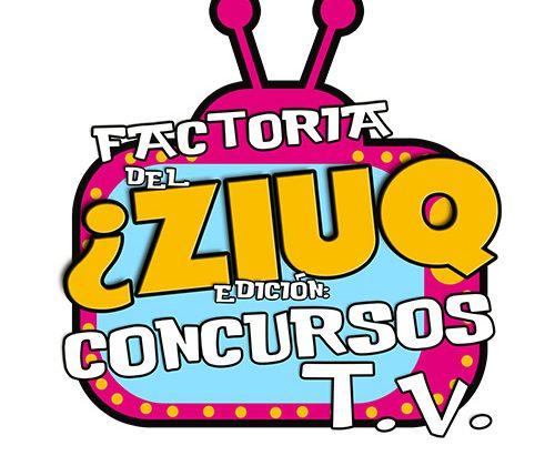 ziuq concurso de la television logo